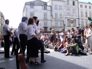 Avignon-La Rochelle 230